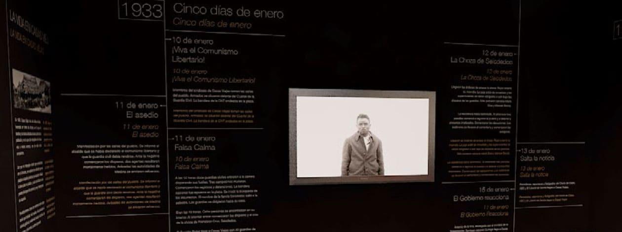 Espacio Conmemorativo CASAS VIEJAS 1933